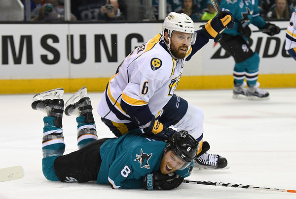 Joe Pavelski 2016 Playoffs