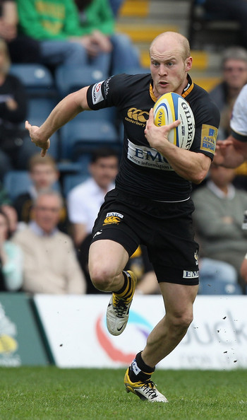 London Wasps v Leeds Carnegie - AVIVA Premiership