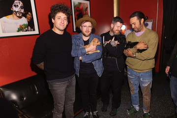 Joe Trohman Andy Hurley iHeartRadio LIVE And Verizon Bring You Fall Out Boy In Seattle