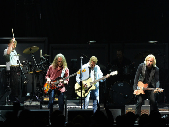 joe walsh and glen frey photos photos history of the eagles live in concert zimbio. Black Bedroom Furniture Sets. Home Design Ideas