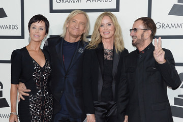 Joe Walsh Marjorie Bach Arrivals At The Grammy Awards Part 3