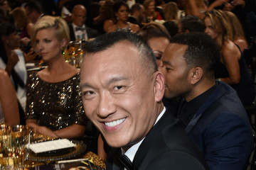 Joe Zee The 42nd Annual Daytime Emmy Awards - Backstage And Audience