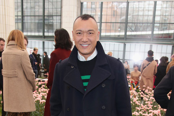 Joe Zee Tory Burch - Backstage And Front Row - February 2018 - New York Fashion Week