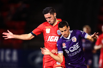 Joel Chianese A-League Rd 25 - Adelaide v Perth