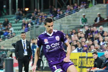 Joel Chianese A-League Rd 26 - Perth v Brisbane