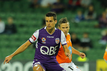 Joel Chianese A-League Rd 27 - Perth vs. Brisbane