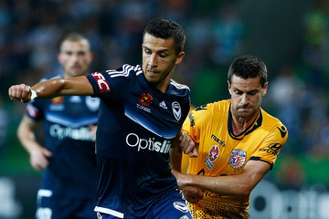 Joel Chianese A-League Rd 23 - Melbourne v Perth