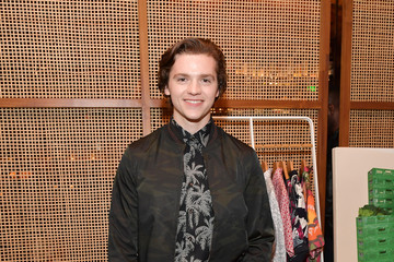 Joel Courtney Ted Baker London SS'19 Launch Event