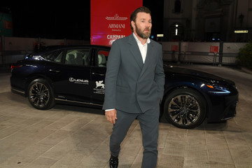 Joel Edgerton Lexus At The 76th Venice Film Festival - Day 6