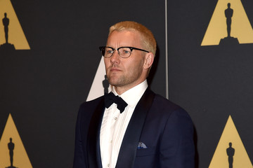 Joel Edgerton Academy of Motion Picture Arts and Sciences' 7th Annual Governors Awards - Arrivals