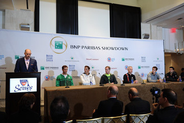Joel Fisher BNP Paribas Showdown