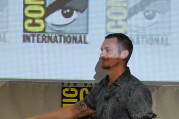 Joel Kinnaman The Warner Bros. Presentation at Comic-Con International 2015