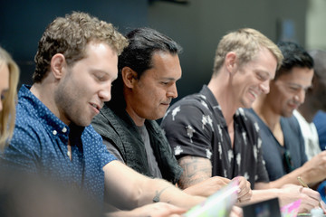 Joel Kinnaman 'Suicide Squad' Cast Signing at San Diego Comic-Con 2016