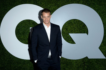 Joel Kinnaman Arrivals at the GQ Men of the Year Party — Part 2