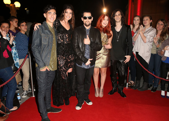 Arrivals at 'The Voice' Australia Cocktail Event