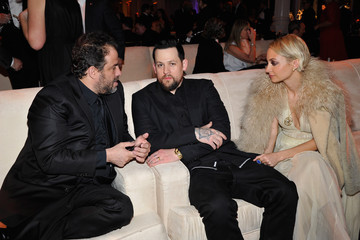 Joel Madden G'Day USA 2016 Black Tie Gala - Inside