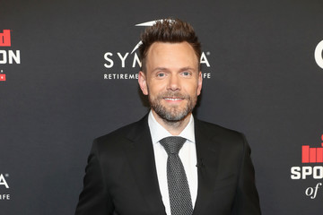 Joel McHale Sports Illustrated 2018 Sportsperson Of The Year Awards Show - Arrivals
