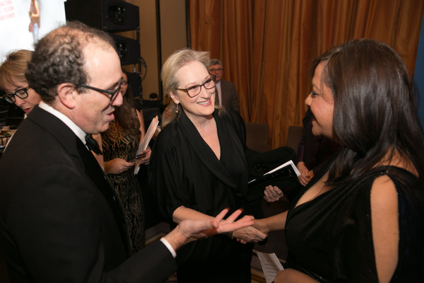 Meryl Streep Speaks At The Committee To Protect Journalists Annual International Press Freedom Awards