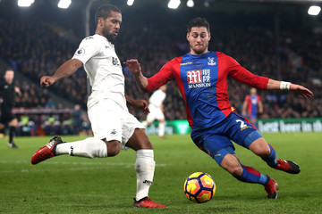 Joel Ward Crystal Palace v Swansea City - Premier League