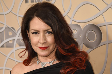 Joely Fisher HBO's Official Golden Globe Awards After Party - Red Carpet
