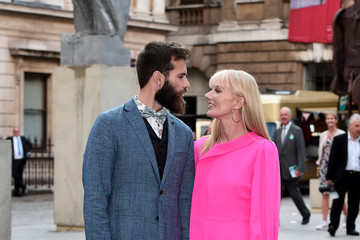 Joely Richardson The Royal Academy Of Arts Summer Exhibition - Preview Party Arrivals