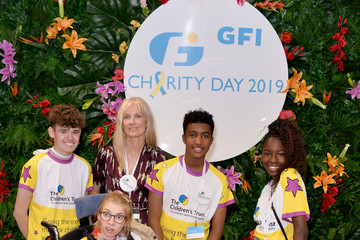 Joely Richardson GFI Charity Day 2019
