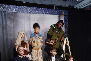 Joey Badass Coach Fall 2018 Runway Show