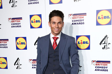 Joey Essex British Comedy Awards in London
