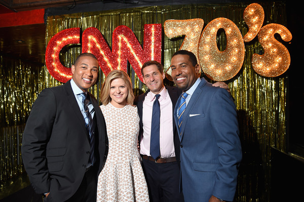 CNN The Seventies Launch Party