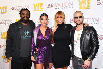 Joey Lawrence WE tv Celebrates The Premiere Of 'Braxton Family Values'
