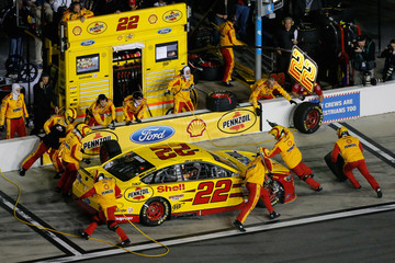 Joey Logano Monster Energy NASCAR Cup Series Can-Am Duel