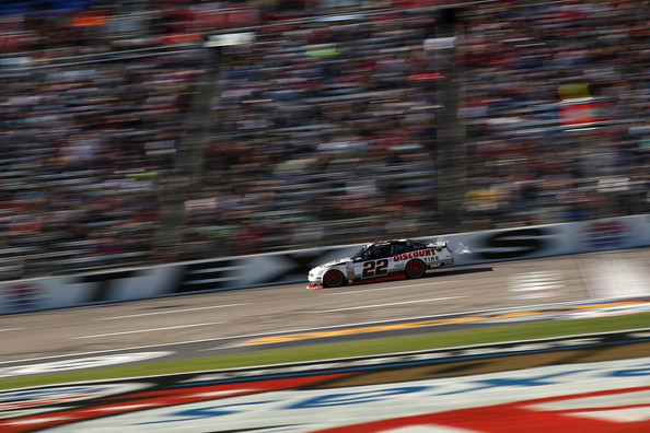 Joey logano pictures o 39 reilly auto parts challenge zimbio for Discount motors fort worth tx