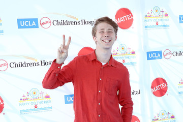 Joey Luthman UCLA Mattel Children's Hospital's 19th Annual 'Party On The Pier'  - Arrivals