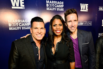Joey Toth WE tv's Joint Premiere Party For Marriage Boot Camp Reality Stars And David Tutera's CELEBrations