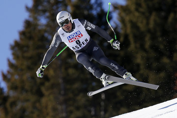 Johan Clarey Audi FIS Alpine Ski World Cup - Men's and Women's Downhill