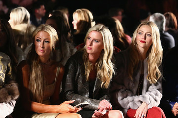 Johanna Braddy Dennis Basso - Front Row - February 2017 - New York Fashion Week: The Shows