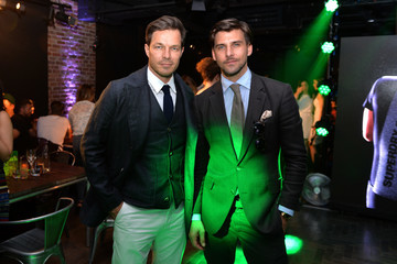 Johannes Huebl Official Superdry Sport Launch on the Opening Night of LCM