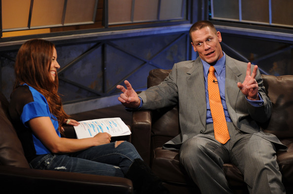 elizabeth huberdeau and john cena. elizabeth huberdeau and john cena. In This Photo: John Cena,
