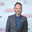 John Benjamin Hickey 'Fully Committed' Broadway Opening Night - Arrivals & Curtain Call