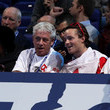 John Bercow Nitto ATP World Tour Finals - Day One