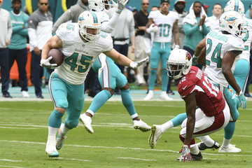 John Brown Arizona Cardinals v Miami Dolphins