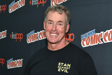 John C. McGinley 2016 New York Comic Con - Day 1
