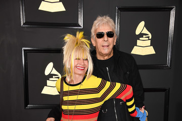 John Cale The 59th GRAMMY Awards - Arrivals
