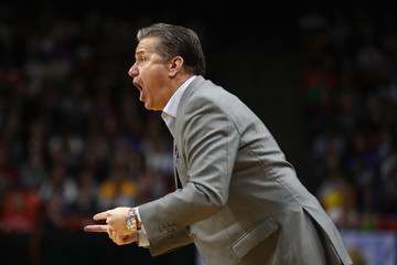 John Calipari NCAA Basketball Tournament - First Round - Boise
