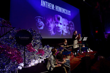 John Cameron Mitchell John Cameron Mitchell And Glenn Close Host Marathon Listening Party In Celebration Of Their Hit Podcast ANTHEM: HOMUNCULUS, Available Only On Luminary