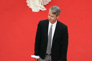 John Cameron Mitchell 'The Killing of a Sacred Deer' Red Carpet Arrivals - The 70th Annual Cannes Film Festival