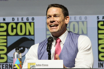 John Cena Paramount Pictures Presents 'Bumblebee' At Comic-Con International 2018