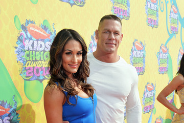 John Cena Nickelodeon's 27th Annual Kids' Choice Awards - Red Carpet