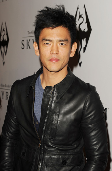 64c2abad6 John Cho Photos Photos - The Elder Scrolls V: Skyrim Official Launch ...