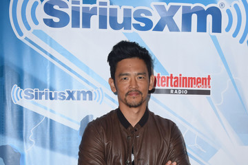 John Cho SiriusXM's Entertainment Weekly Radio Channel Broadcasts From Comic Con 2017 - Day 1